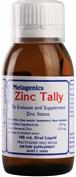 zinc tally testing
